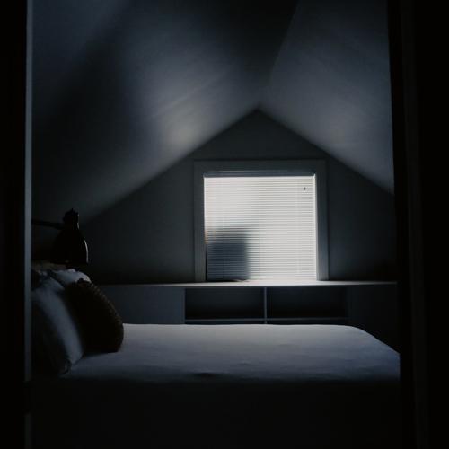 眠れない苦しい夜
